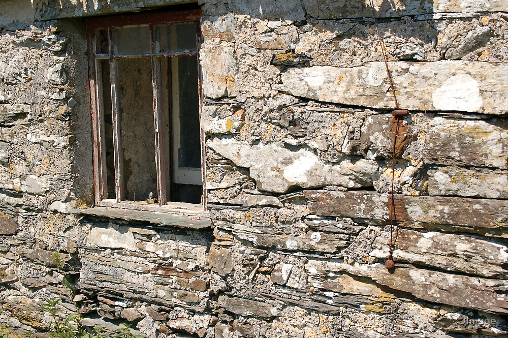 Stone Wall by JImage