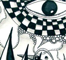 Third Eye Sticker