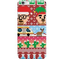 Breaking Christmas - Ugly Christmas Sweater iPhone Case/Skin