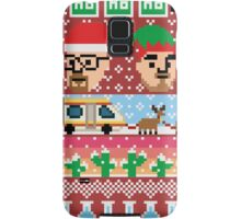 Breaking Christmas - Ugly Christmas Sweater Samsung Galaxy Case/Skin
