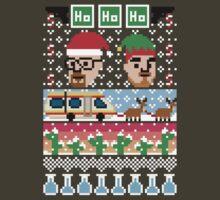 Breaking Christmas - Ugly Christmas Sweater by ninjabakery