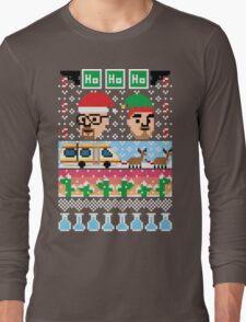 Breaking Christmas - Ugly Christmas Sweater Long Sleeve T-Shirt