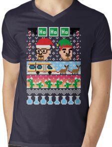Breaking Christmas - Ugly Christmas Sweater Mens V-Neck T-Shirt
