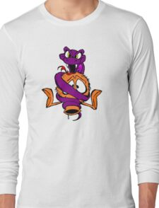 Qbert and Coily  Long Sleeve T-Shirt