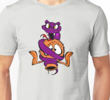 Qbert and Coily  Unisex T-Shirt