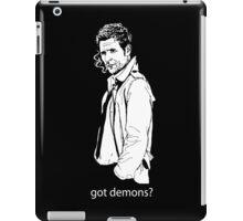 got demons? iPad Case/Skin
