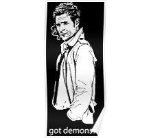 got demons? Poster