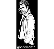 got demons? Photographic Print