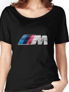 BMW E39 M5 Overlay Women's Relaxed Fit T-Shirt