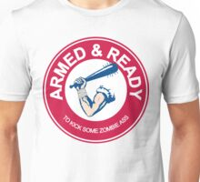 Armed and Ready Unisex T-Shirt