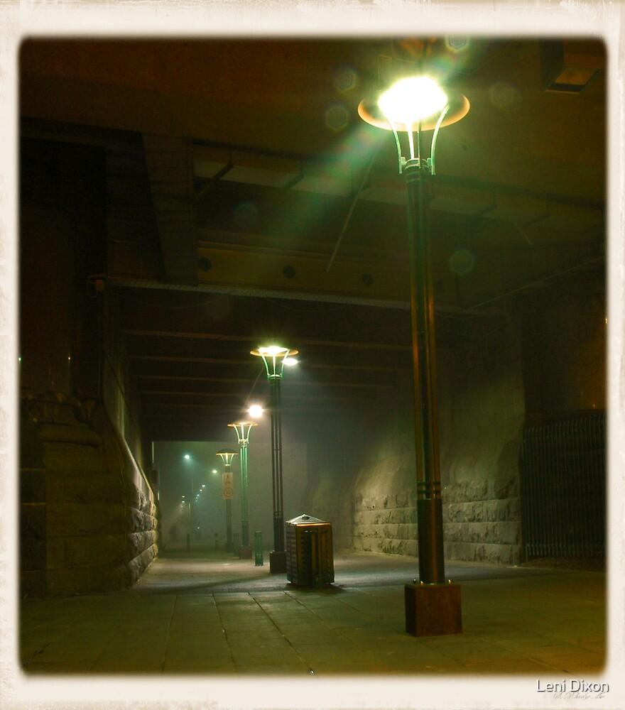 Safe Passage by Leni Dixon