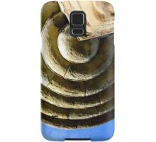 Under the turret Samsung Galaxy Case/Skin