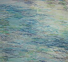 Water Ripples by Marilyn Brown