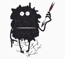 Little scarecrow with arrow Kids Tee