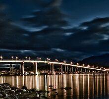 Tasman Bridge, Hobart by Kelly McGill