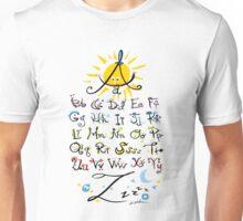 ABC's Unisex T-Shirt