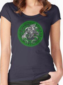CuttleBeast Women's Fitted Scoop T-Shirt