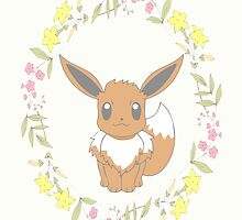 Eevee by TurtlesSoup
