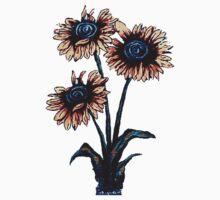 Sunflower by MZawesomechic