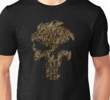 Lead Lined Skull: Punisher Unisex T-Shirt