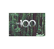 the 100 cw Photographic Print