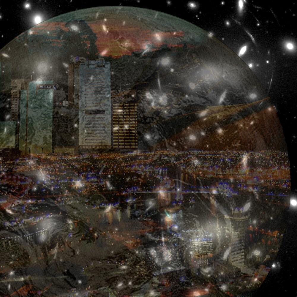 Infinite Future Chaos by csankey