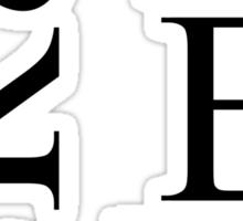 Brand New - Plain Sticker