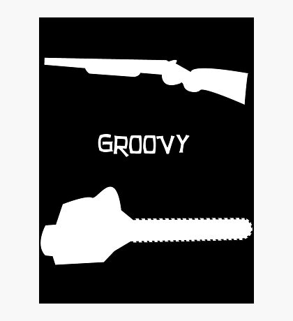 Groovy v3 Photographic Print