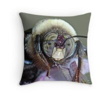 Bee Still ! Throw Pillow
