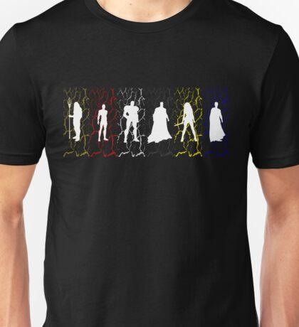 JLA-2017 (Static Color) Unisex T-Shirt