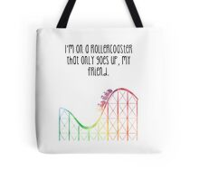 Only Going Up Tote Bag
