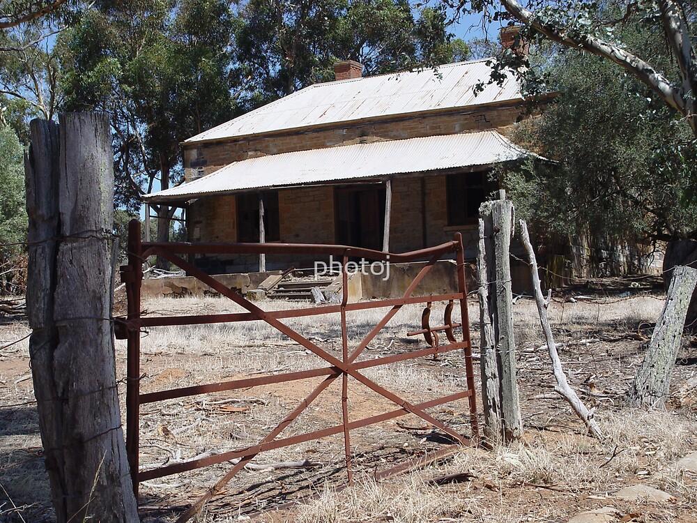 South Australia Country Homestead-Burra by photoj