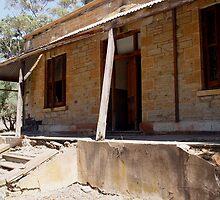 South Australia Country Homestead by photoj