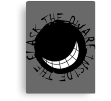 the dwarf inside the flask Canvas Print