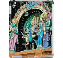 Bubbles & Colors - Batu Caves, Malaysia. iPad Case/Skin
