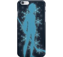 the frost is coming iPhone Case/Skin