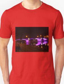Pink bridge Unisex T-Shirt