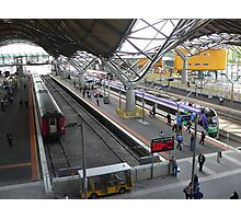 Southern Cross Station 2006  Photographic Print