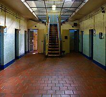 Old Geelong Gaol by Darren Stones