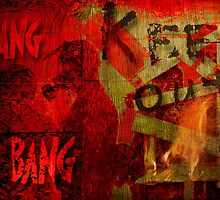 Bang Bang Keep Out. by Alex Preiss