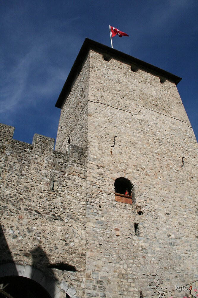 Swiss castle by kgtoh