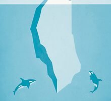 Tip of the Iceberg by VintageTravelPosters .co