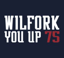 Vince Wilfork - Wilfork You Up by AllisaB