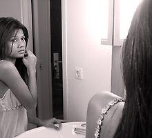 Mirror mirror... by Bob Martin