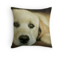 ely by melly I Throw Pillow