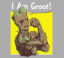 I Am Groot! by MysteryMeat