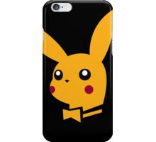 playboy pikachu iPhone Case/Skin