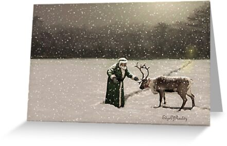 Christmas Card 2nd version by EdgeOfReality