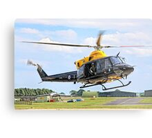 Bell 412EP Griffin HT.1 ZJ235/I G-BXBF Metal Print