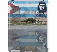 Che Guevara Mural iPad Case/Skin